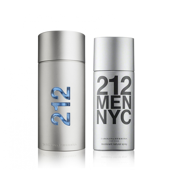 SC 212 MEN EDT 100ML + DESODORANTE 150 ML + PERFUMERO
