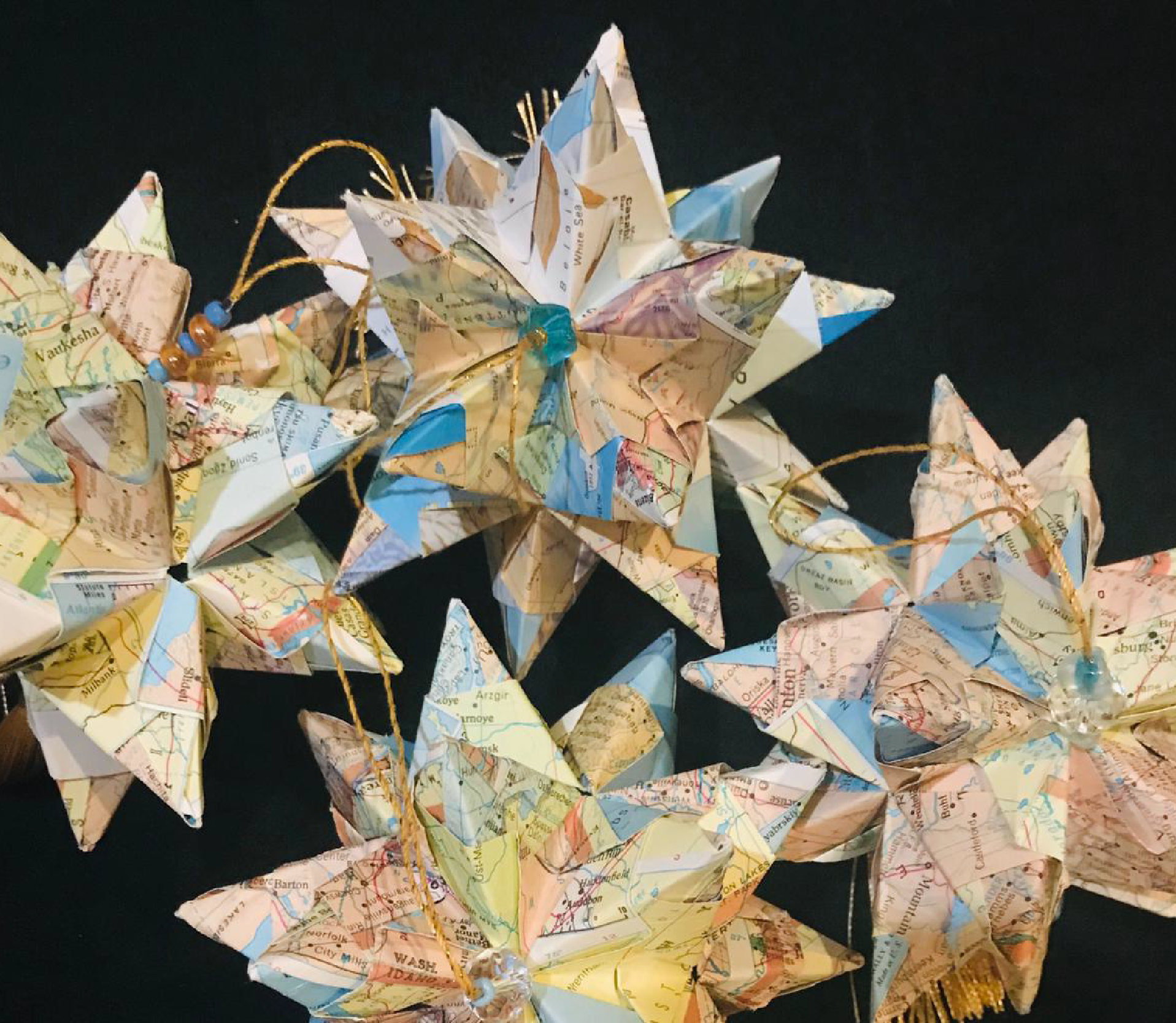 Origami earth day 02