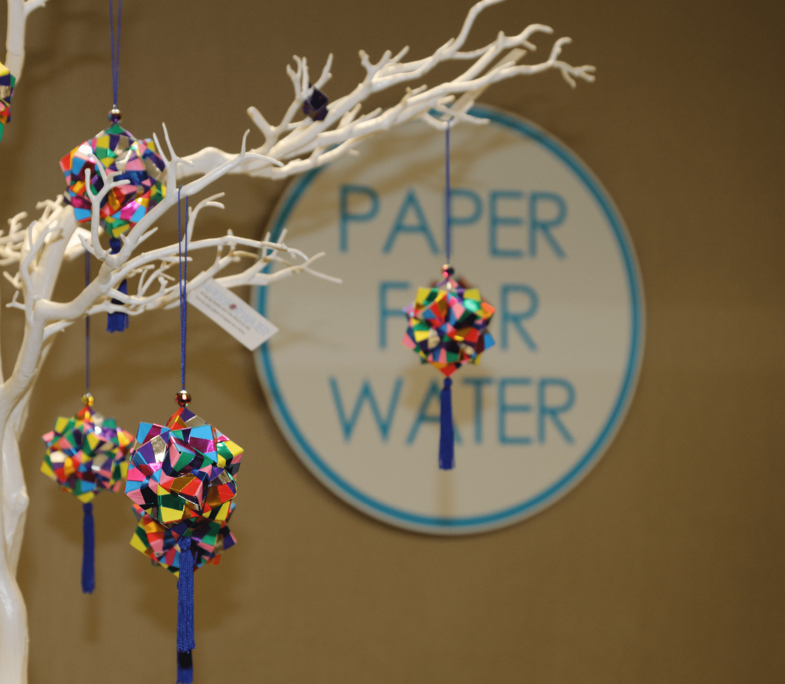 Logo paper for water 03