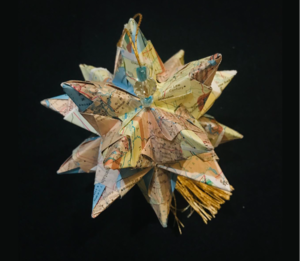Origami earth day 01