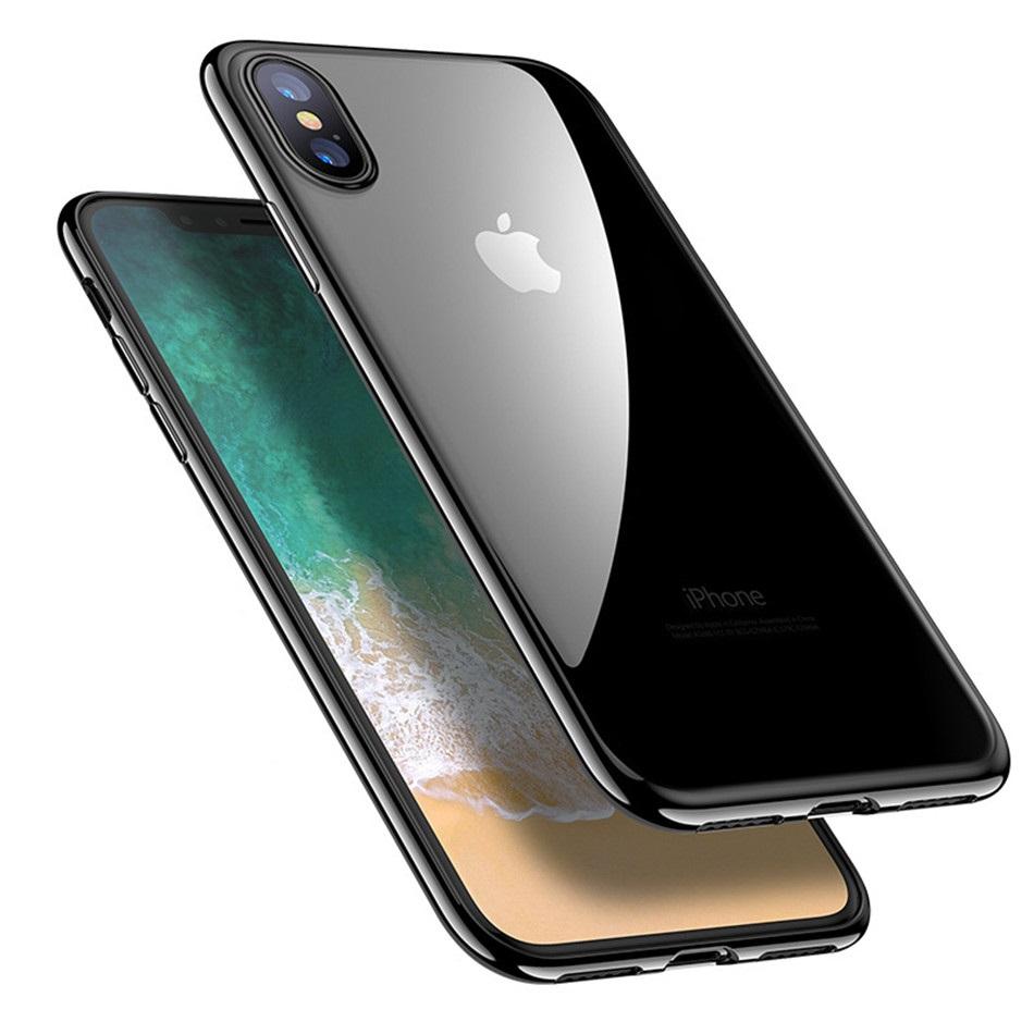 coque iphone 6 contour brillant