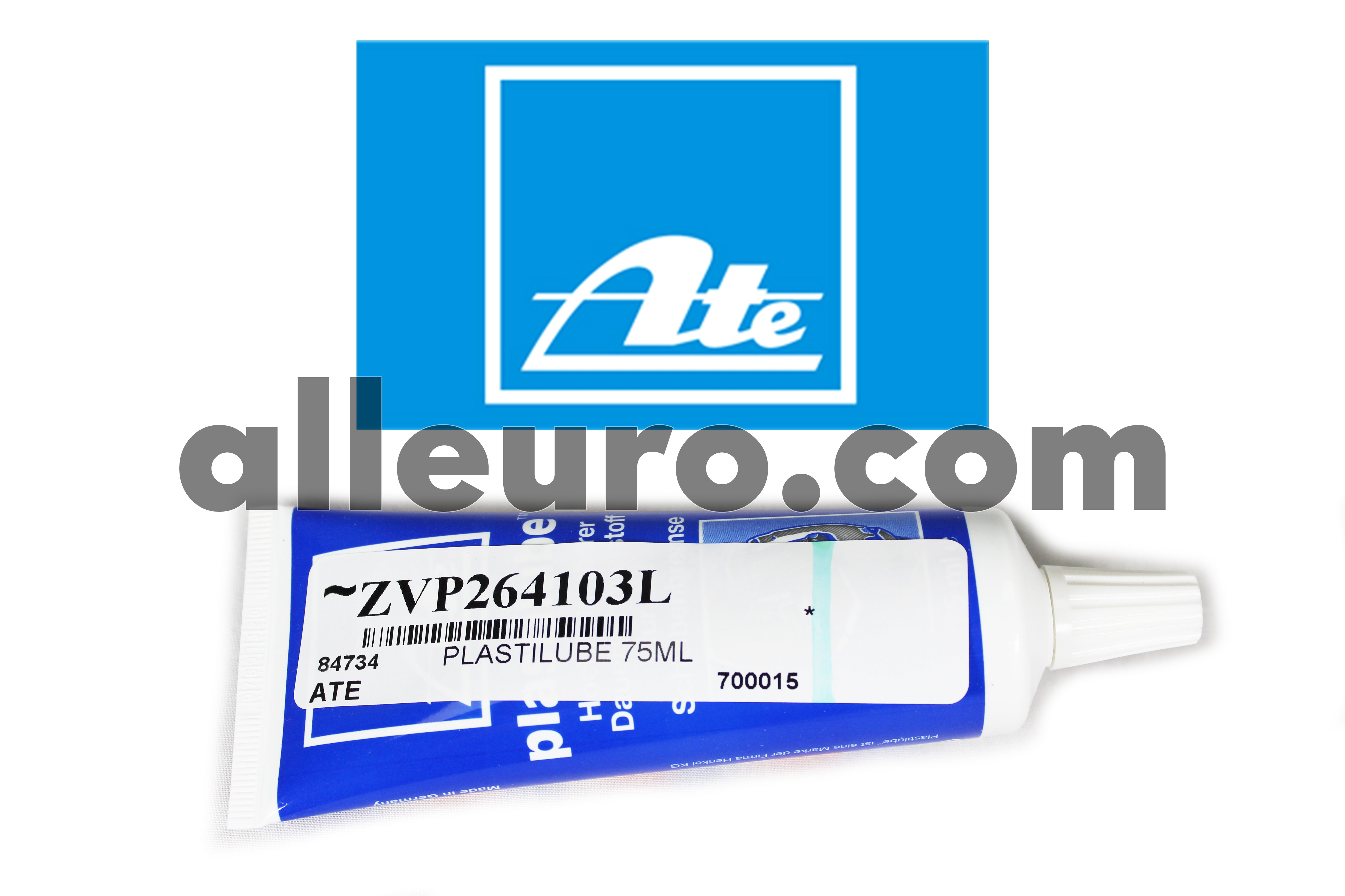 ATE Brake Lubricant Grease ZVP264103L - Anti Squeal BRAKE ASSY. LUBE 75ml TUBE ATE