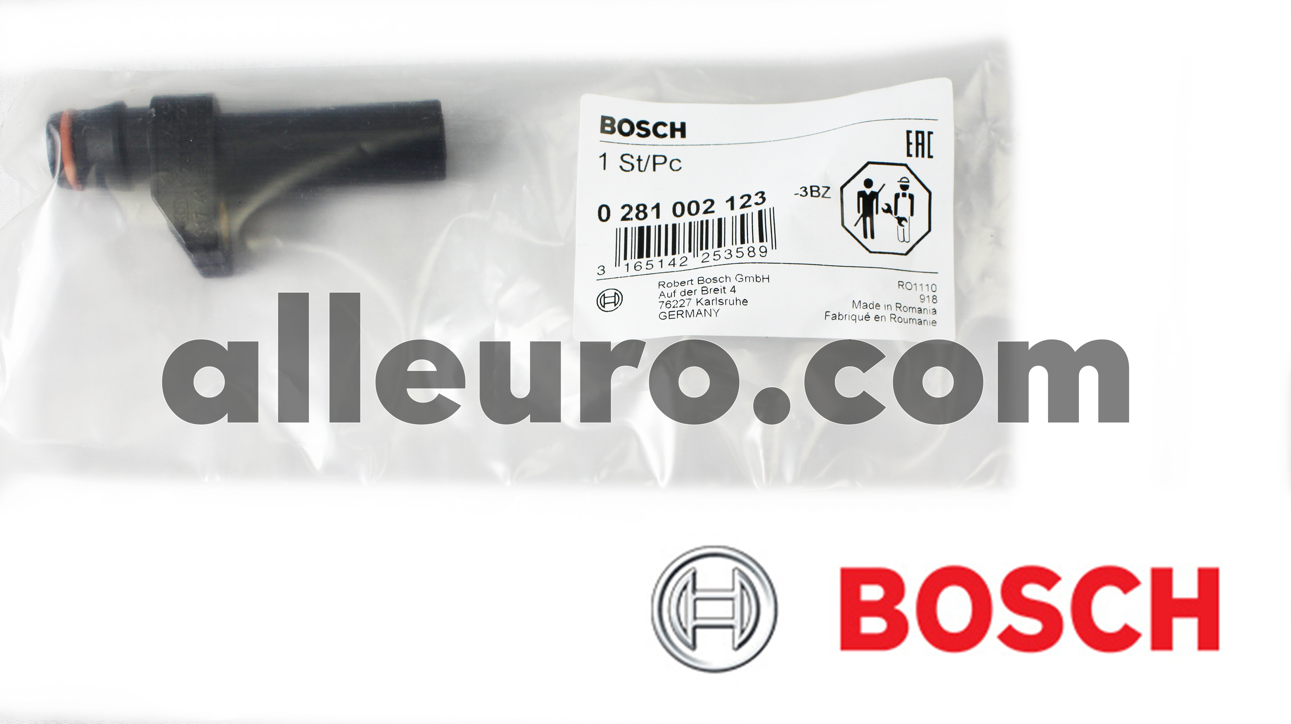One New Bosch Distributor Cap 03366 1041580102 for Mercedes MB