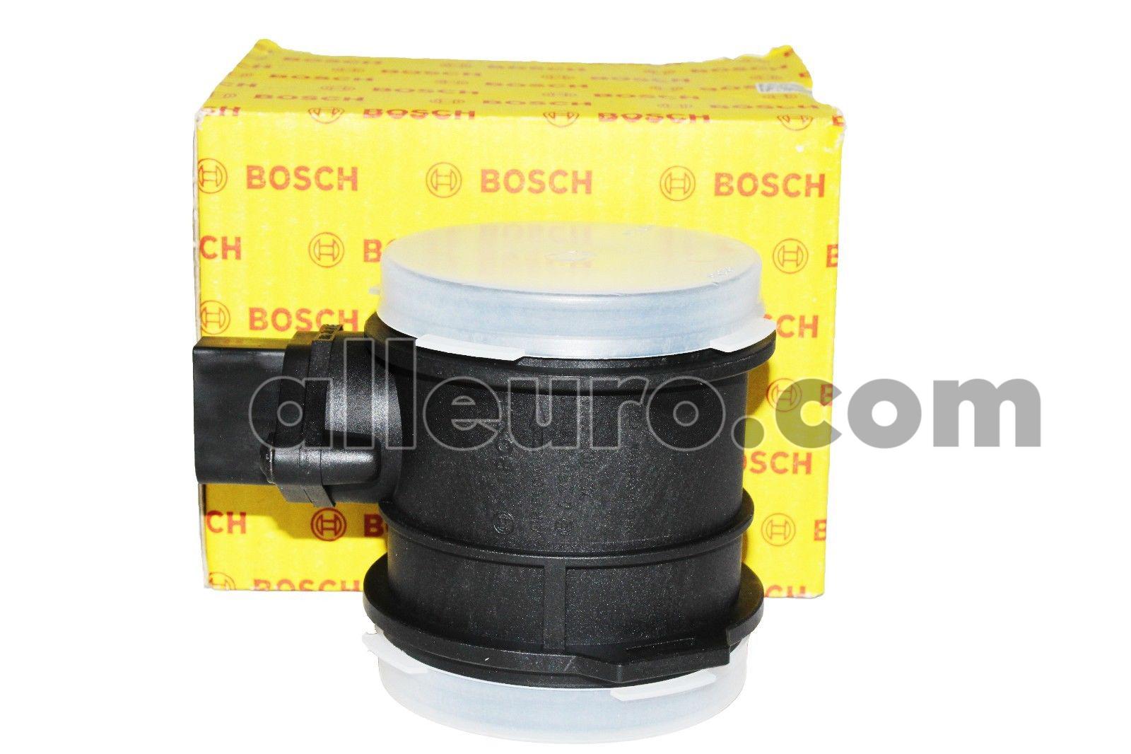 One New Bosch Mass Air Flow Sensor 0280218260 03H906461A for Porsche Cayenne