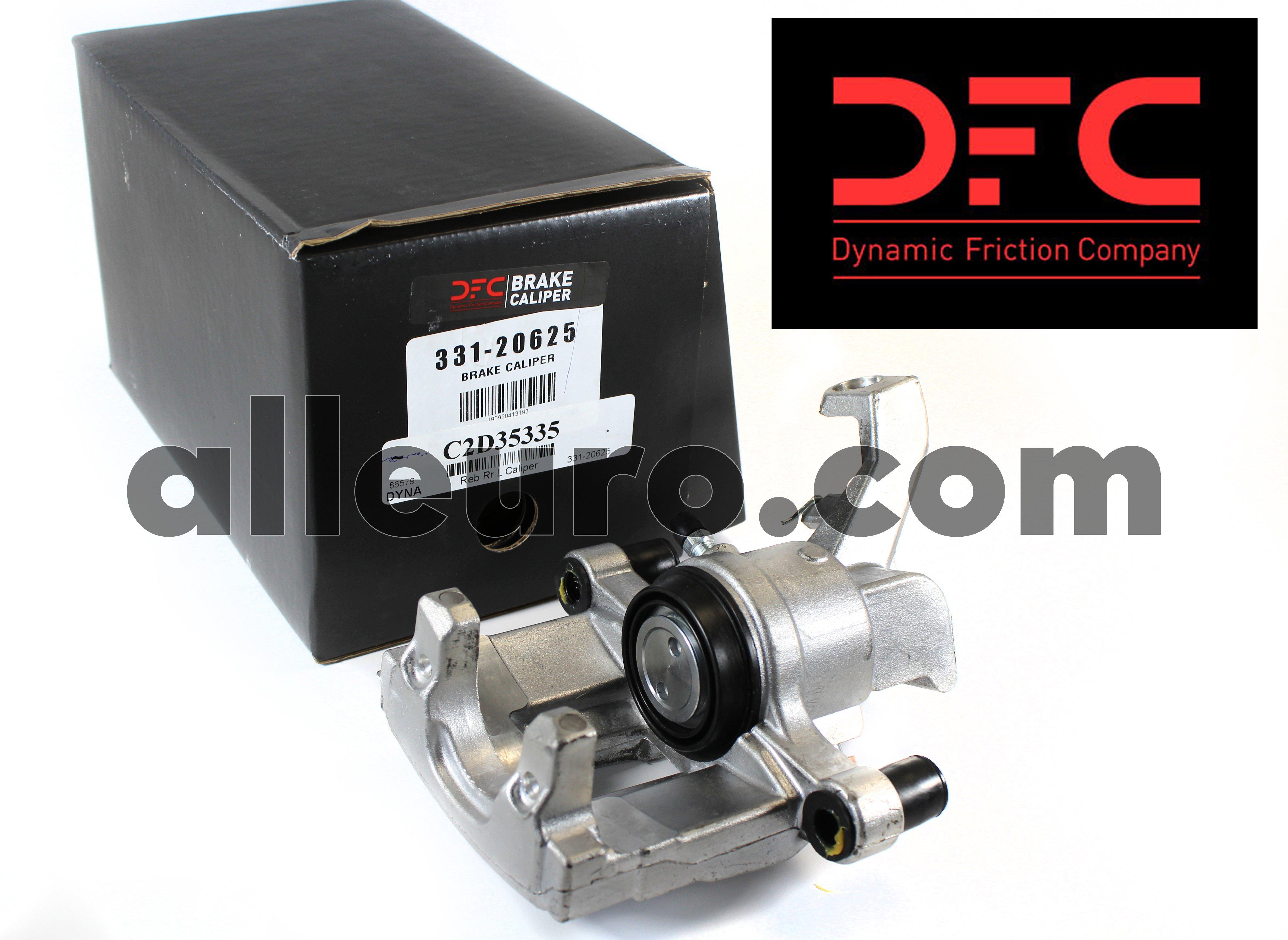 Dynamic Friction Rear Left Disc Brake Caliper C2D35335 331-20625