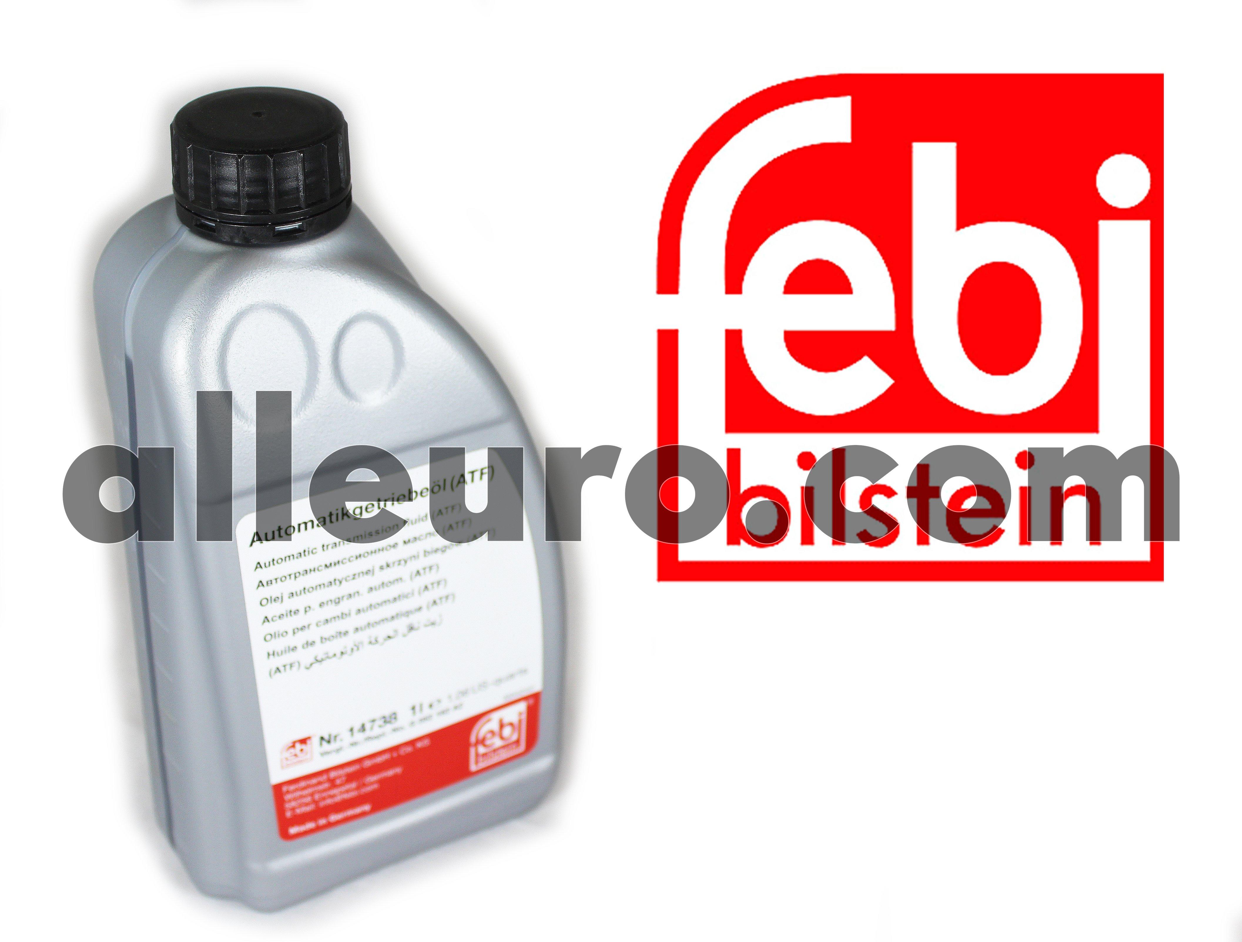 Febi Bilstein Automatic Transmission Fluid 1 Liter 14738 14738
