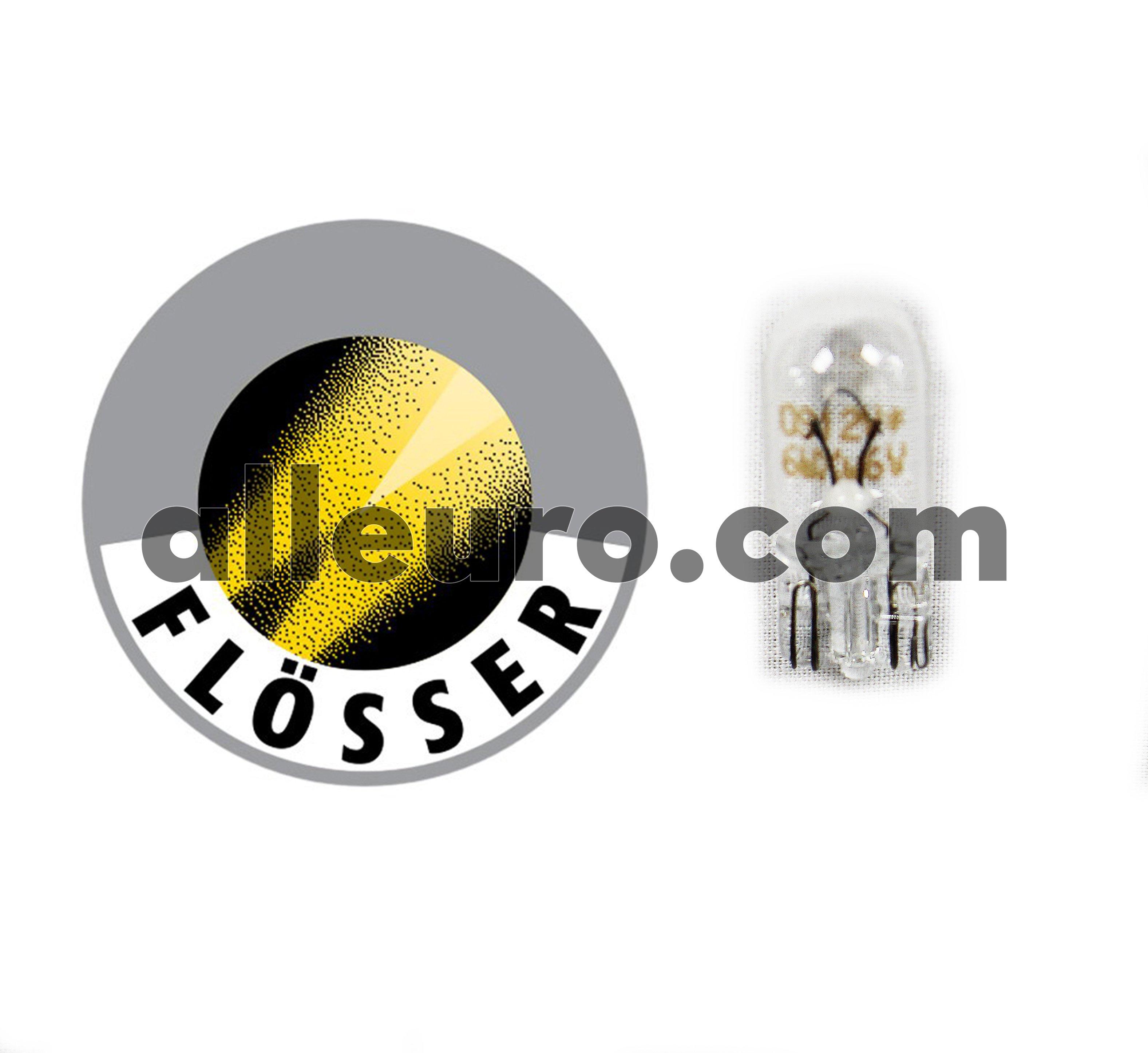 Flosser Light Bulb 63217160908 - READING LIGHT BULB