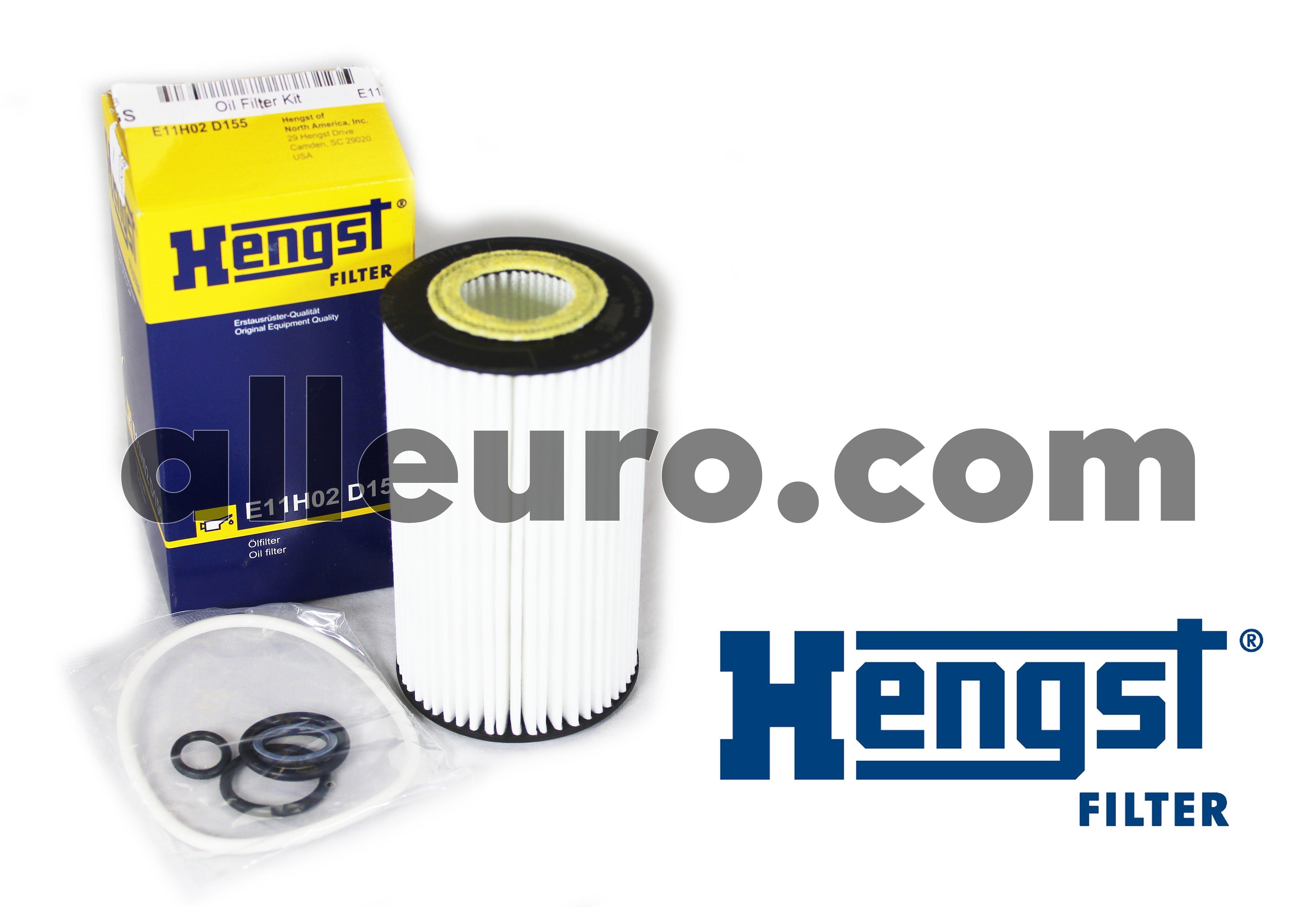 Hengst Engine Oil Filter 0001802609