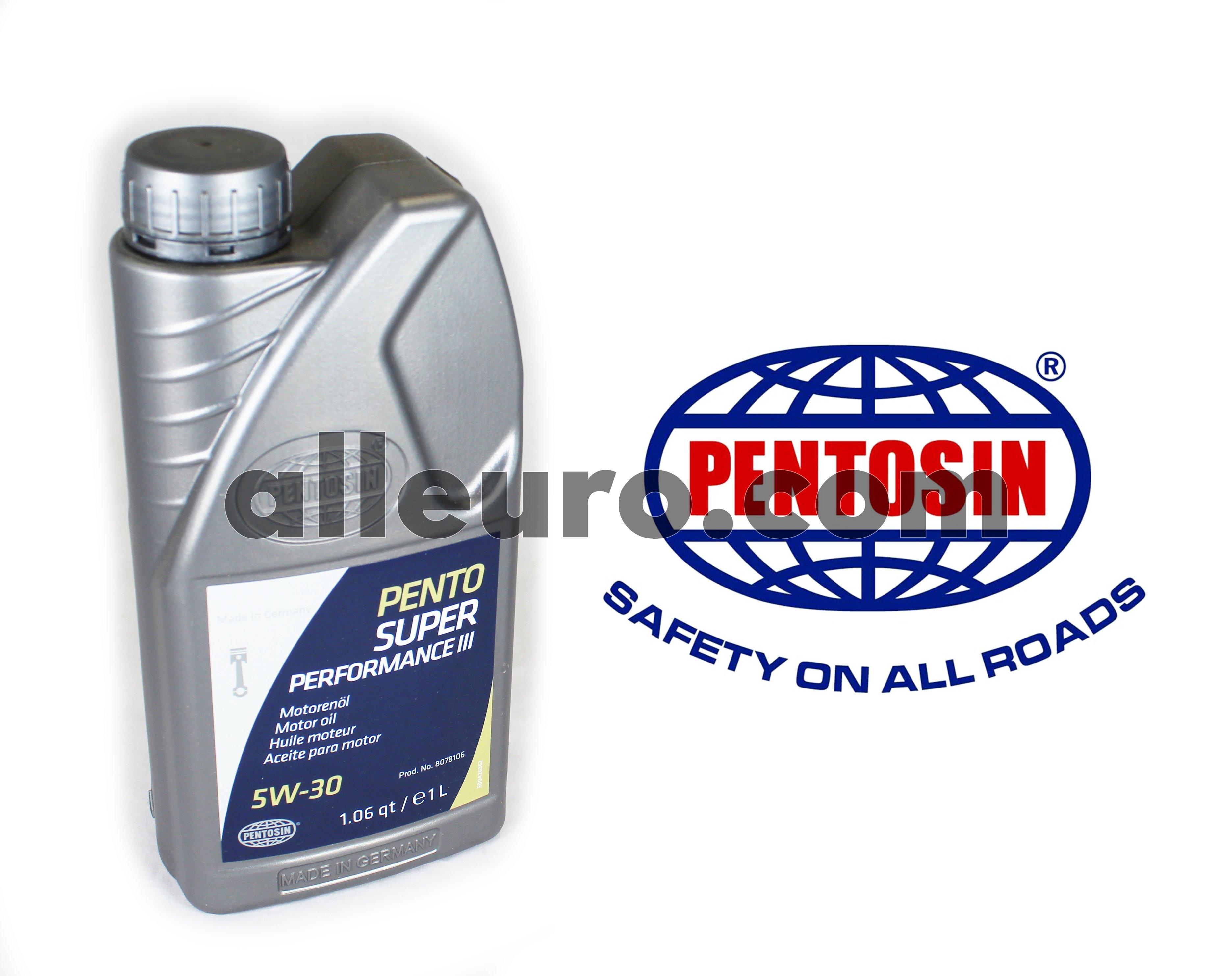 Pentosin Engine Oil 5W30SP3-1L 8078106