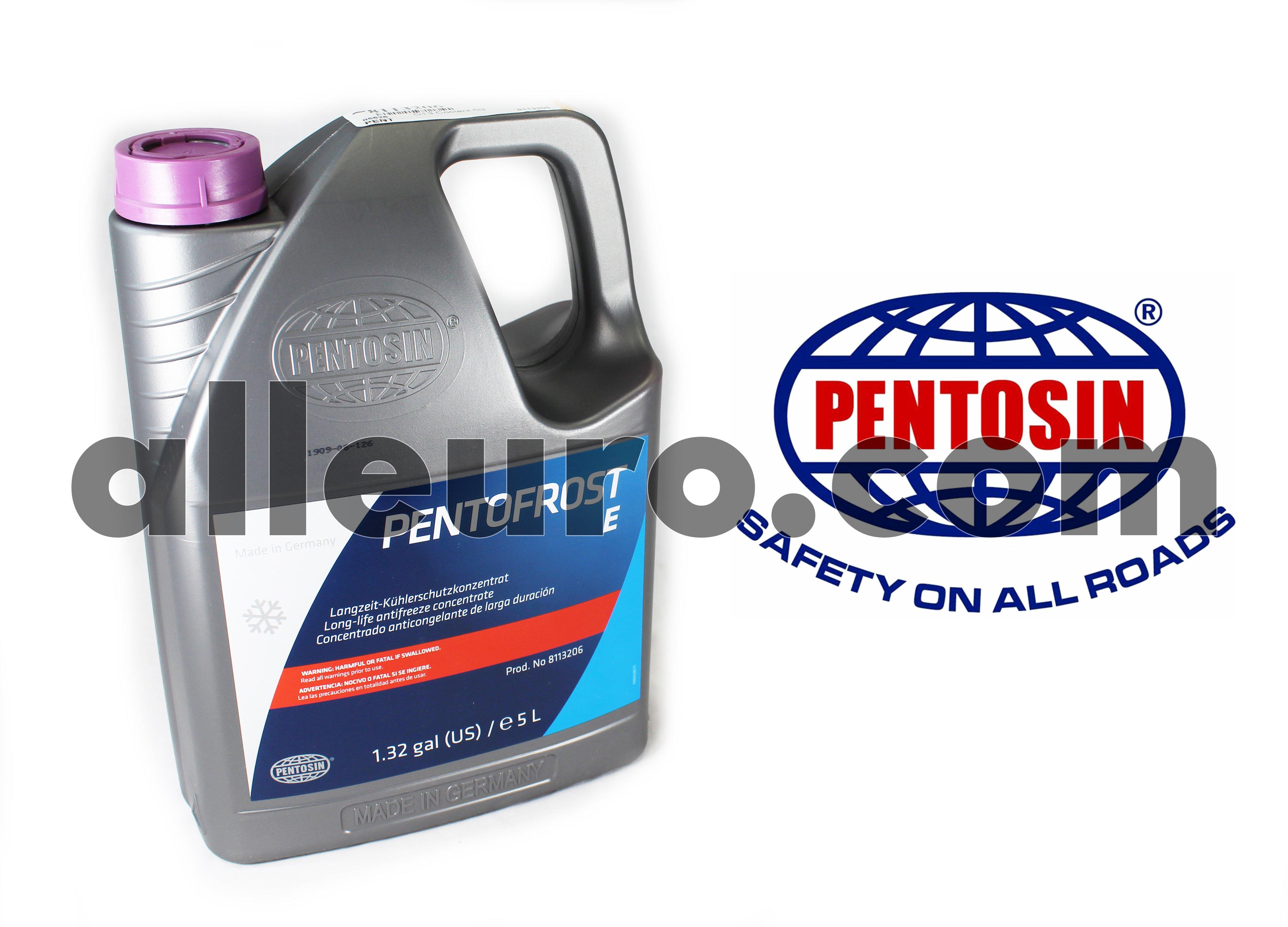 Pentosin Engine Coolant / Antifreeze 8113206 - G13 Coolant 5lit