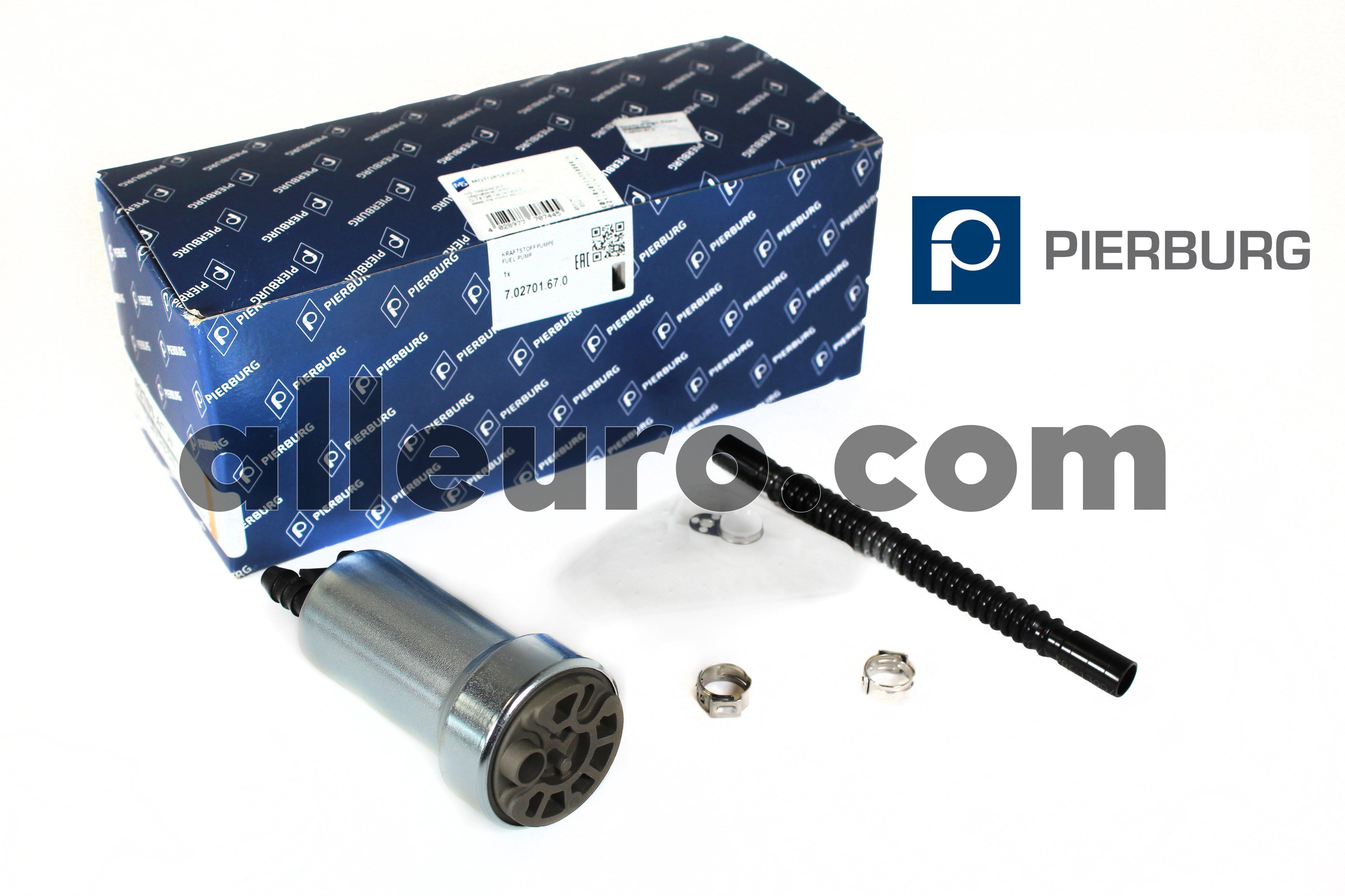 Pierburg combustible bomba 7.21440.51.0