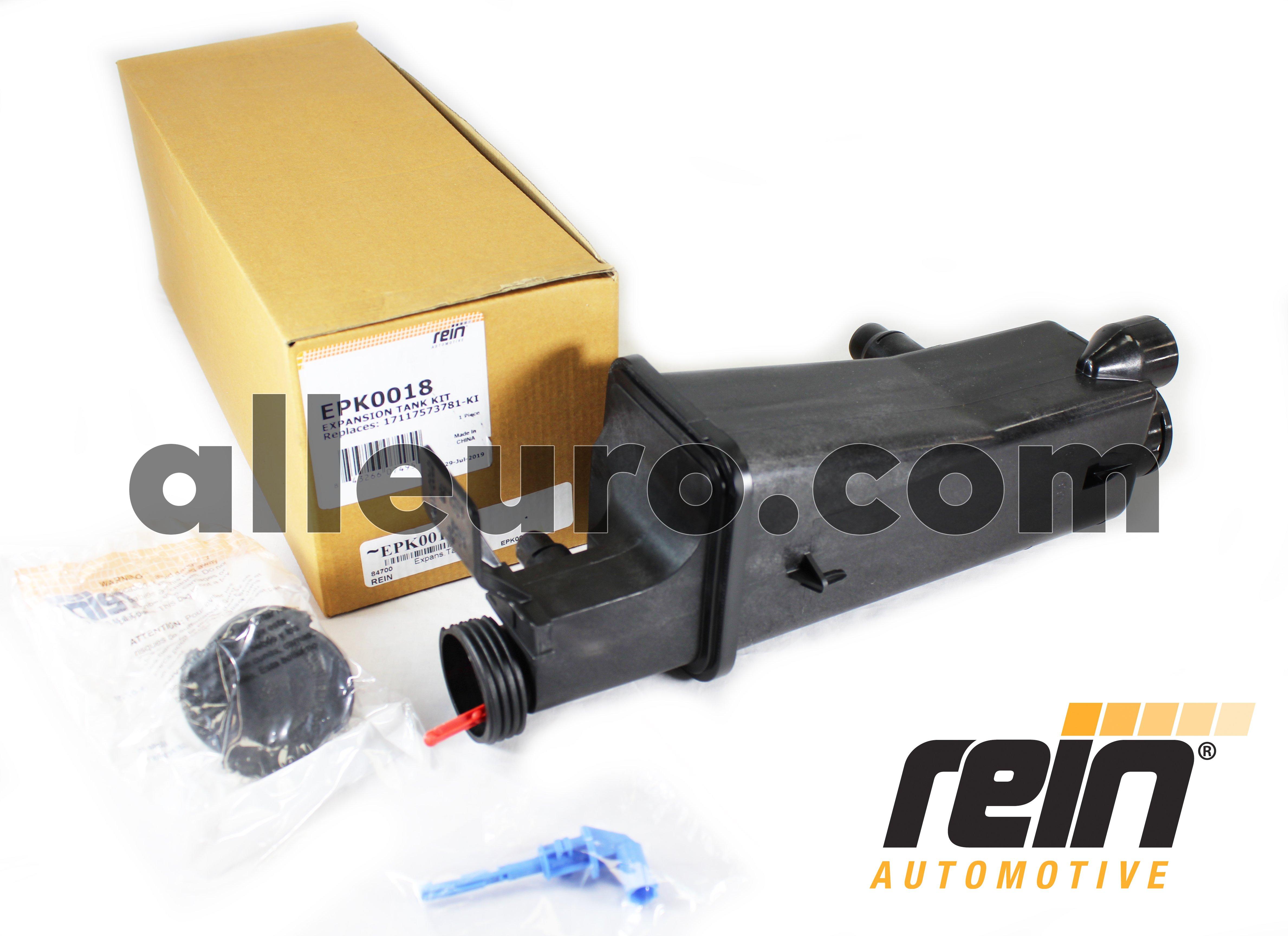 CRP Automotive EPK0018 Engine Coolant Reservoir Kit