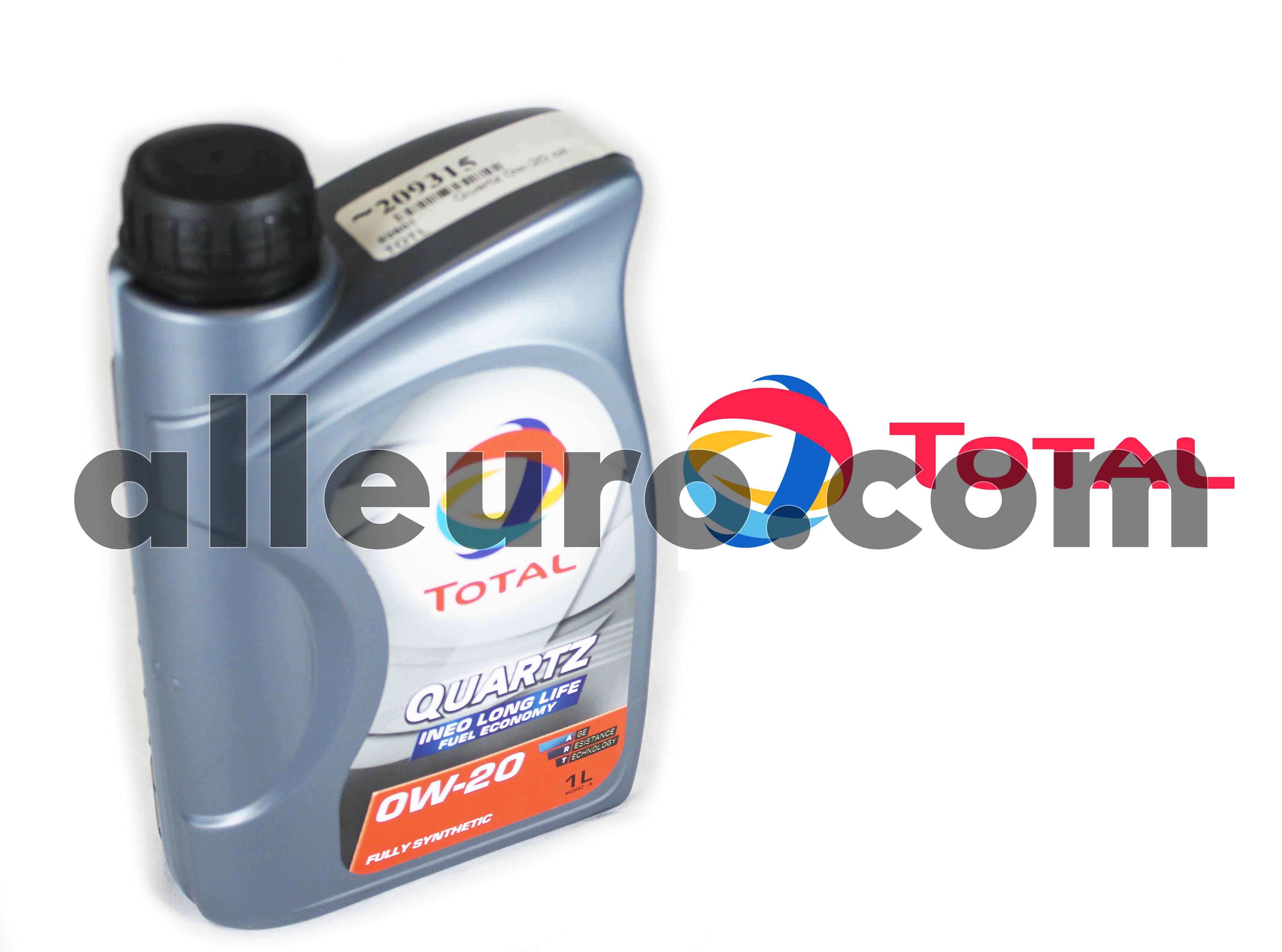 Total Oil 1 Liter 209315 209315