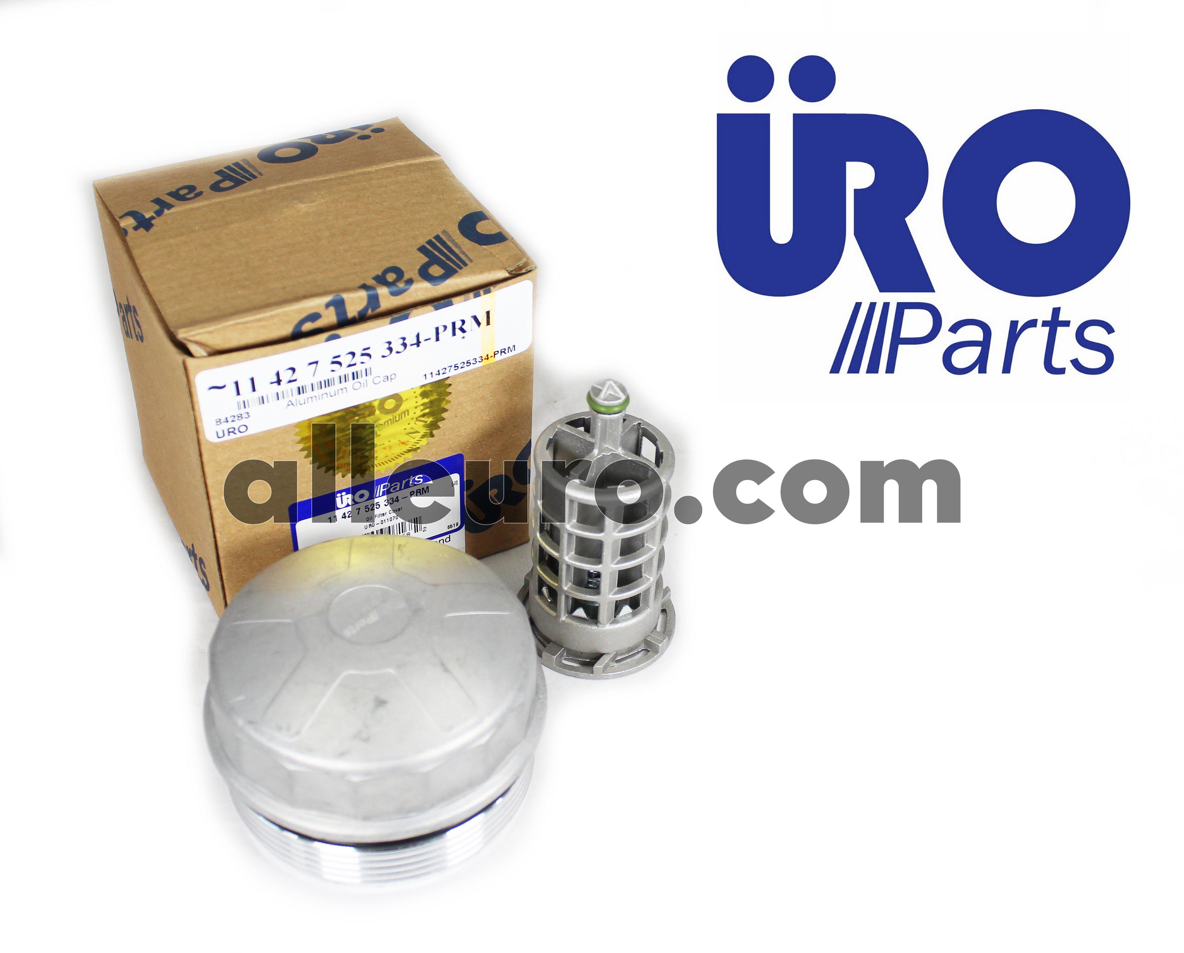 URO Parts 11427525334PRM Oil Filter Cover