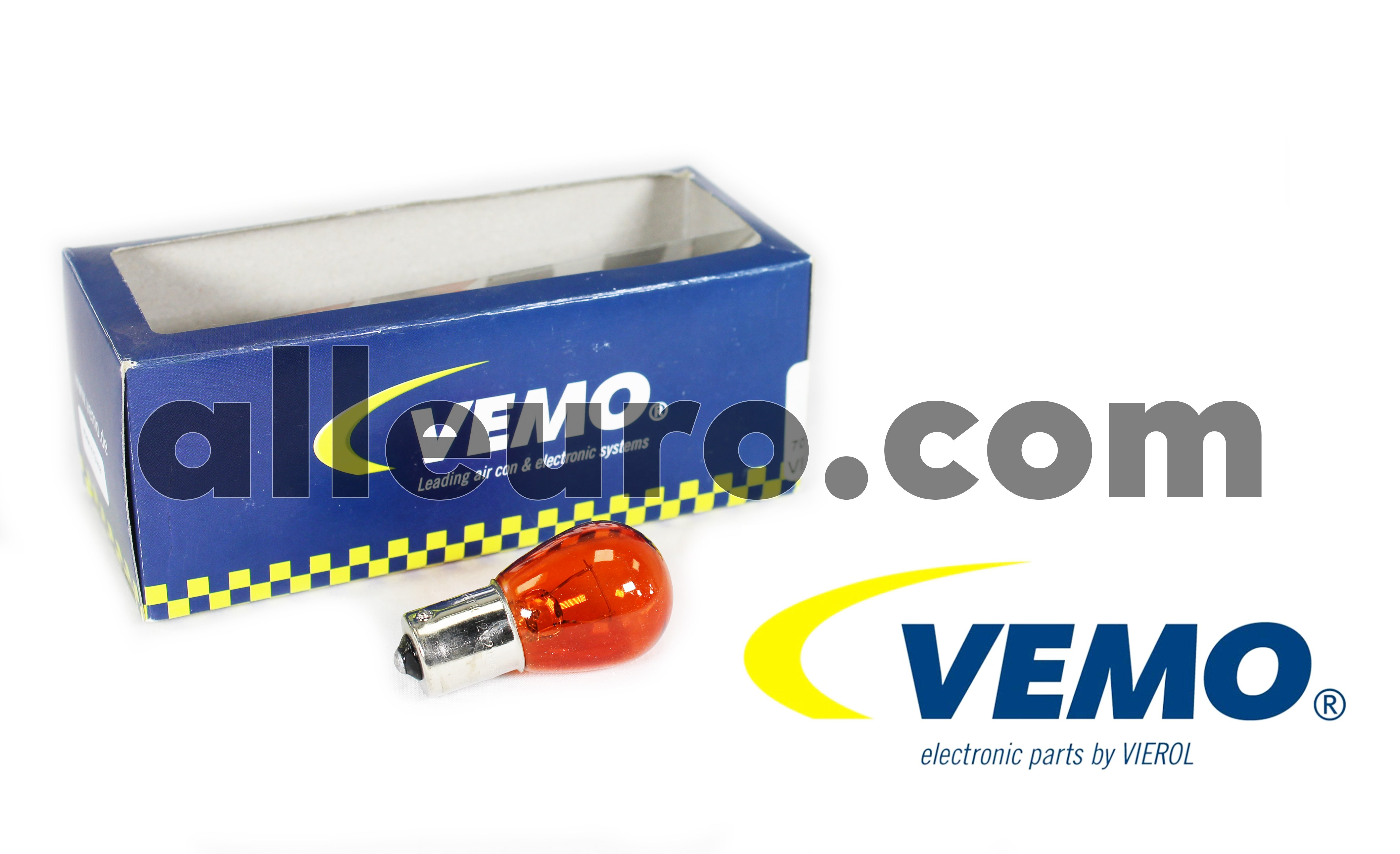 VEMO Front Turn Signal Light Bulb 0015449194