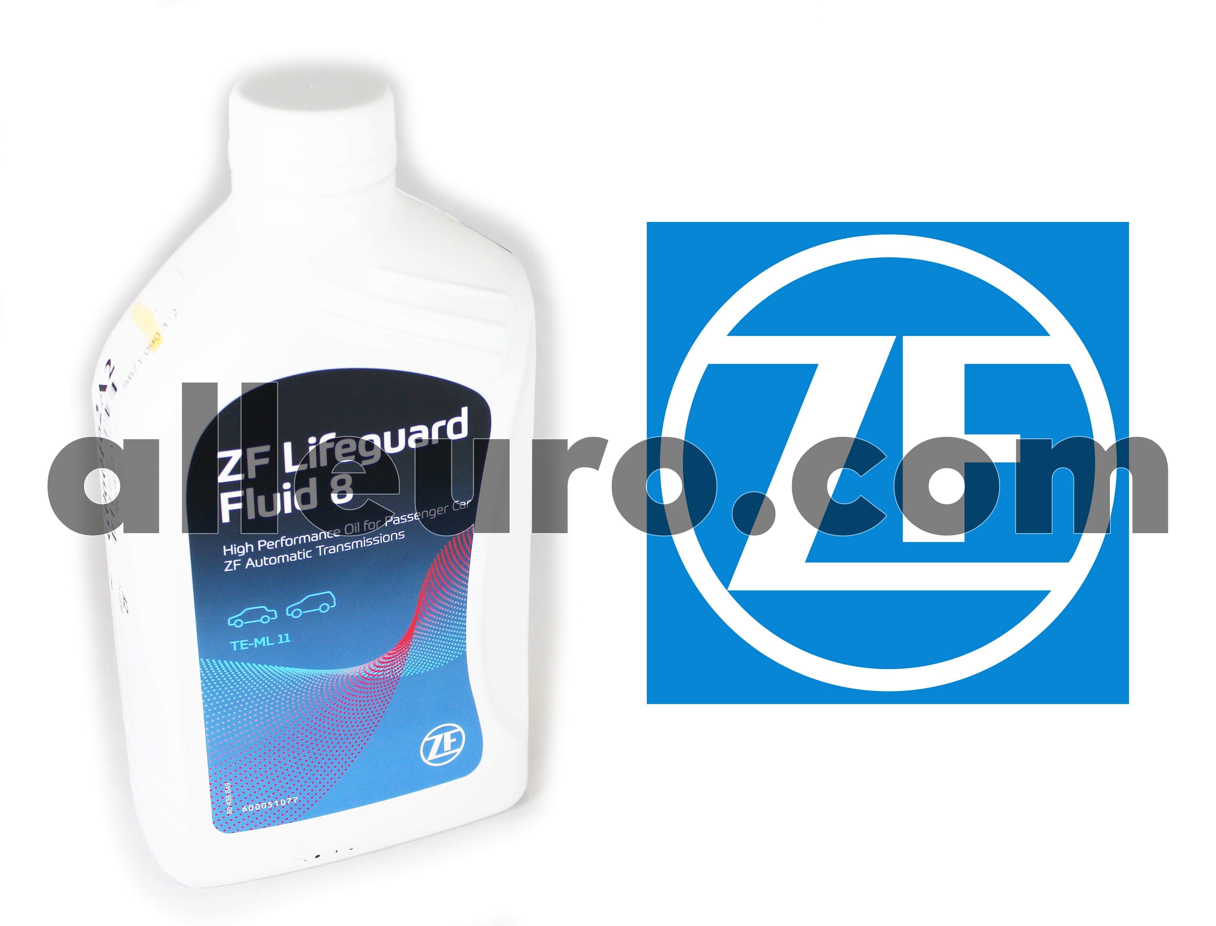 ZF Automatic Transmission Fluid G060162A2 - Lifeguard8 ATF