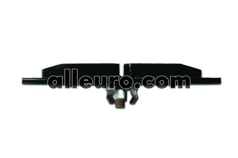Audi A4 Hella-PAGID Front Disc Brake Pad Set 355013751 8K0698151K New