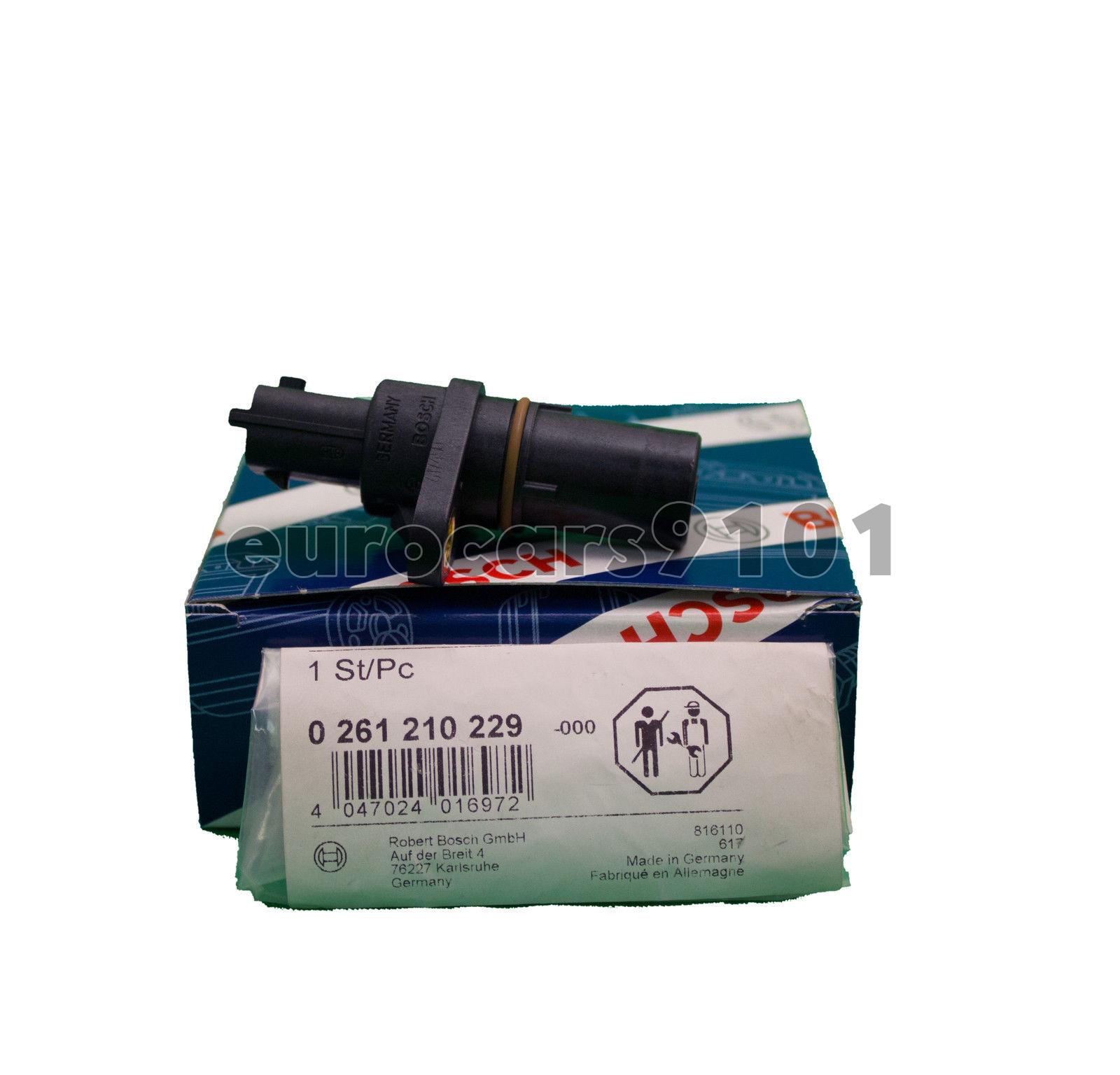 Engine Crankshaft Position Sensor-Crank Angle Sensor Bosch 0261210229