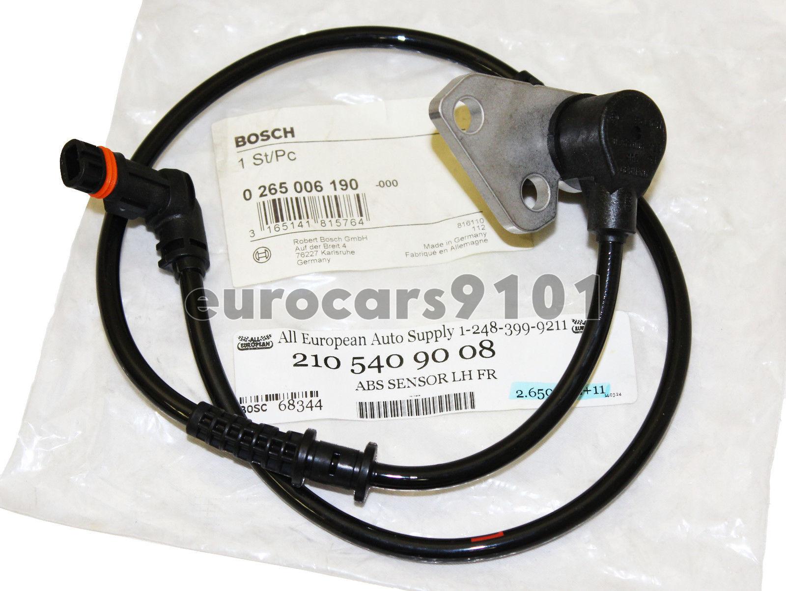 New Front Right ABS Wheel Speed Sensor fits Mercedes W210 E300 E320 E420 E430