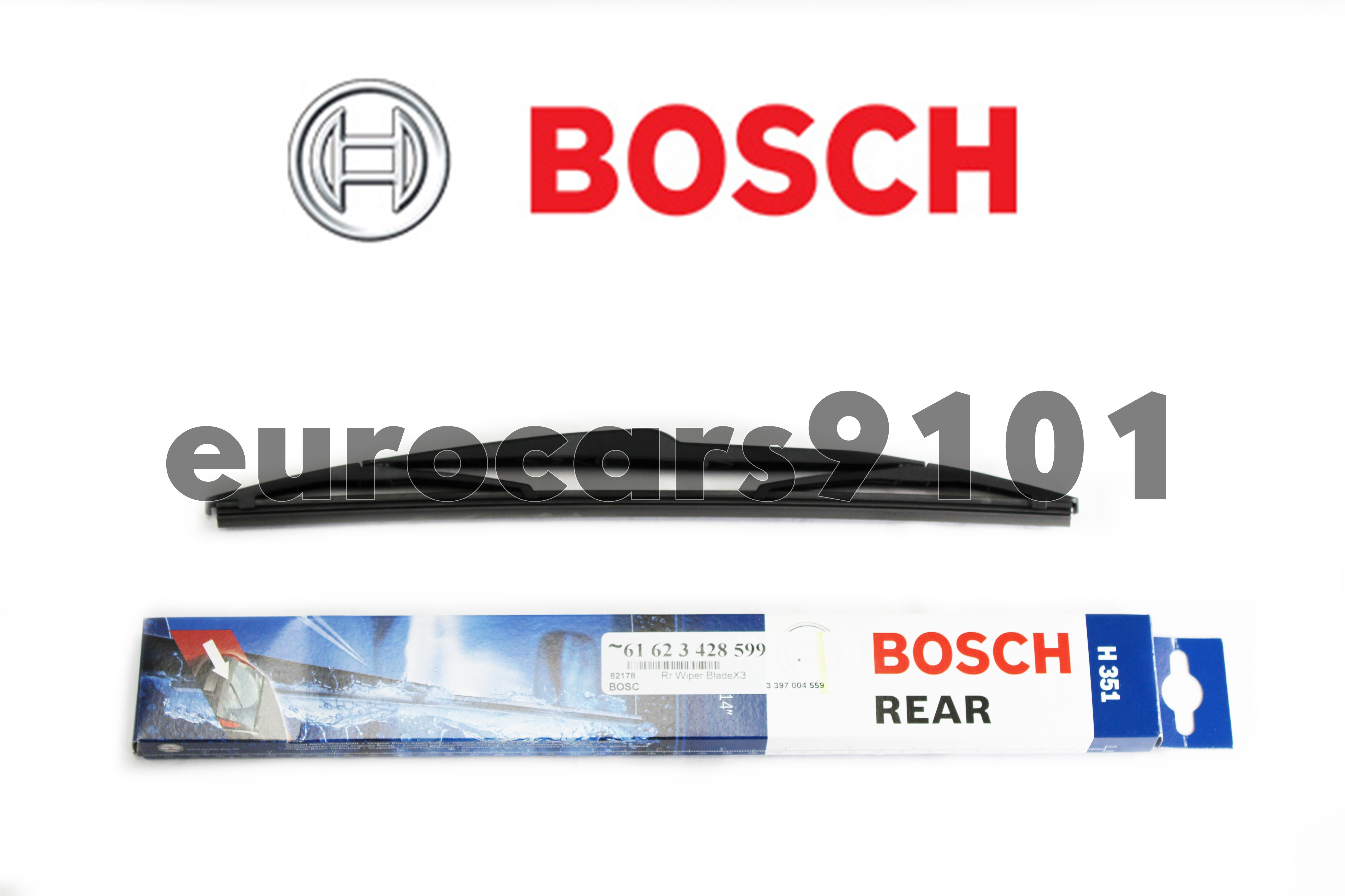 BMW Genuine Rear Windscreen Window Wiper Blade E83 X3 61623428599