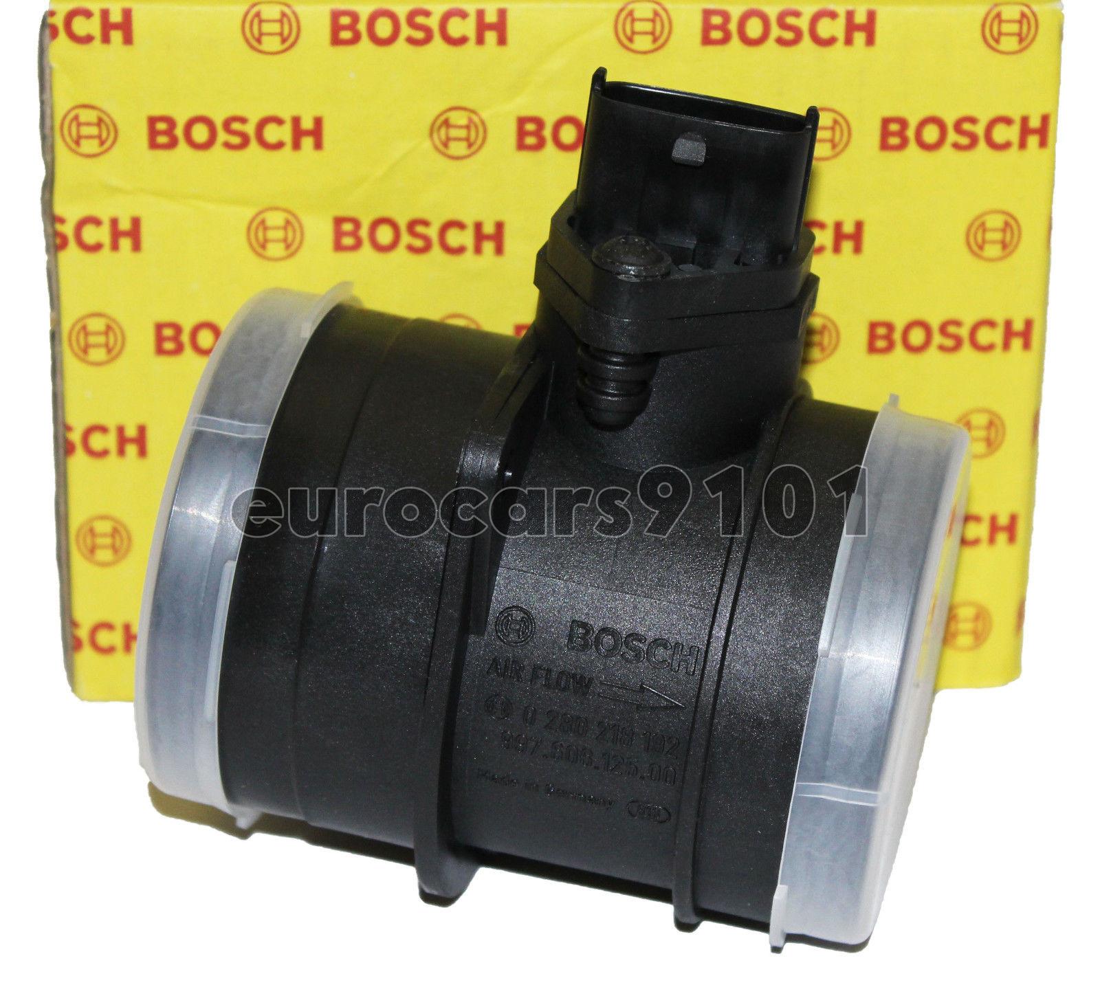 Bosch Mass Air Flow Sensor New for Porsche 911 Boxster 1997-1999 0280218009