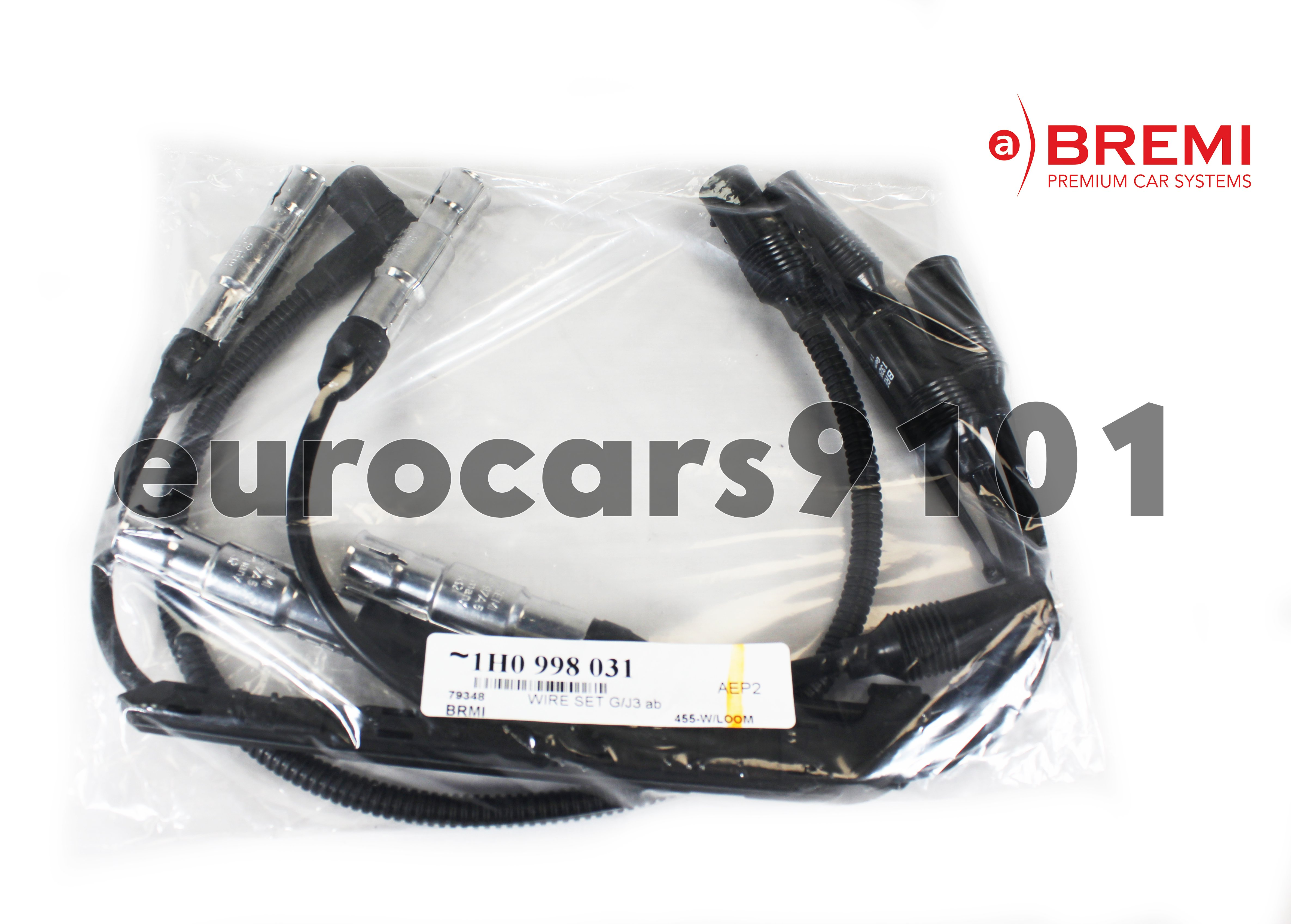 Spark Plug Wire Set-GL Prestolite 144050