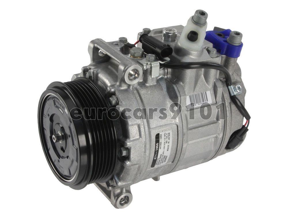 Mercedes-Benz C240 DENSO A//C Compressor and Clutch 471-1466 0002309111 New