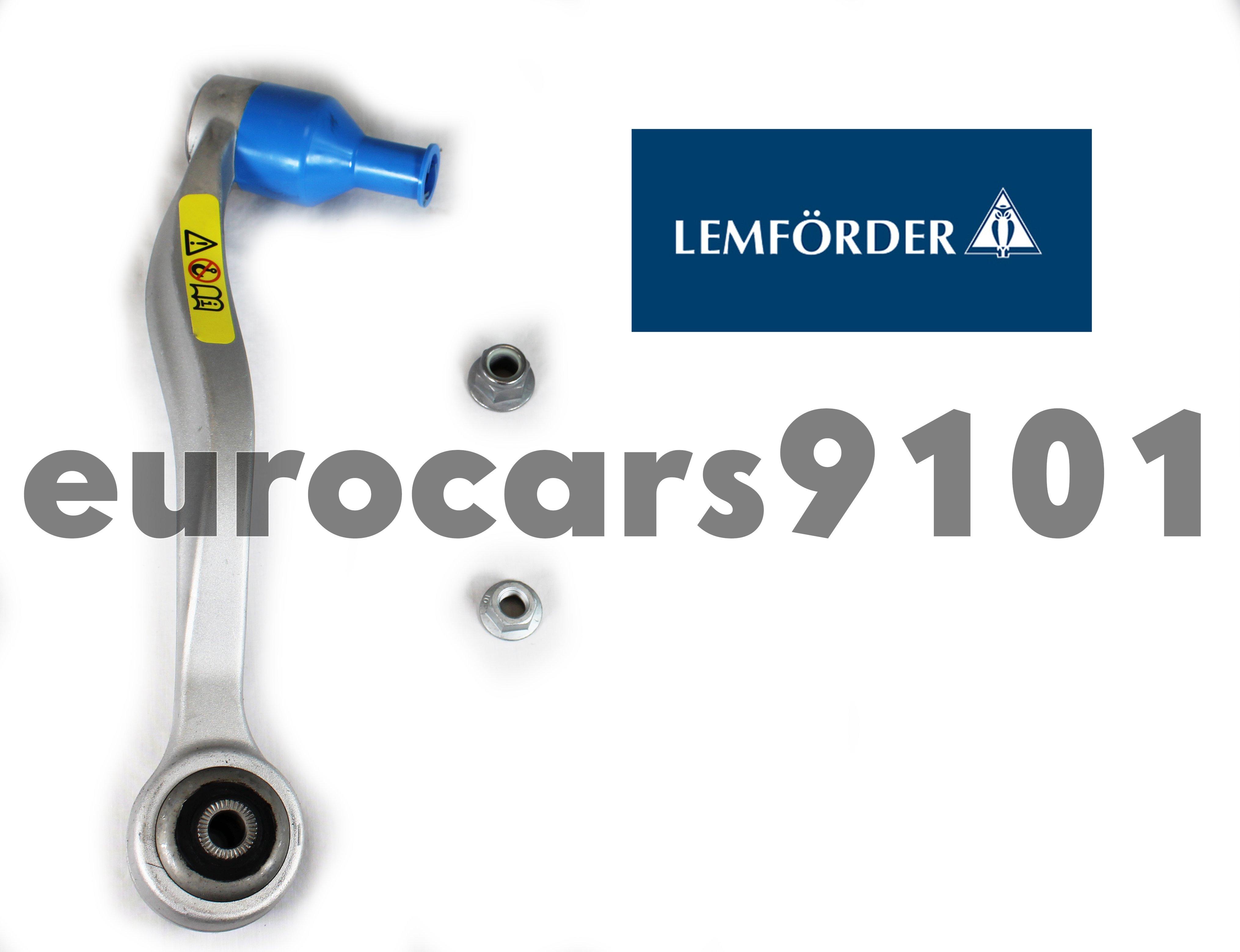 BMW M5 Lemforder Front Left Upper Suspension Control Arm 1930801 31121092609