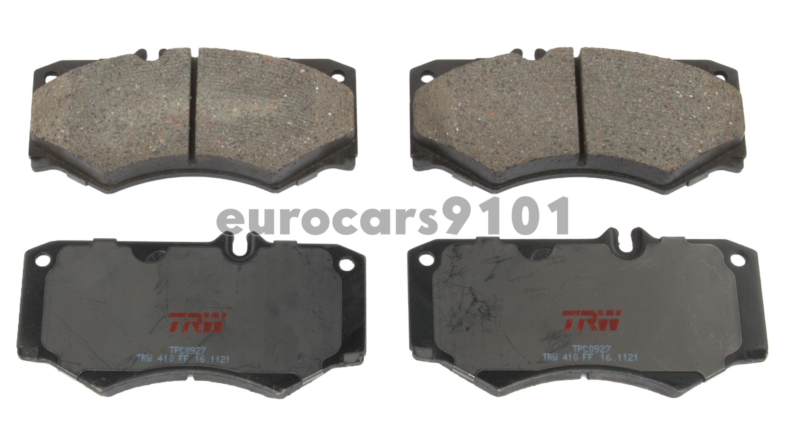 New OEM Factory Mercedes-Benz 7829-D928 Disc Brake Pad Pads