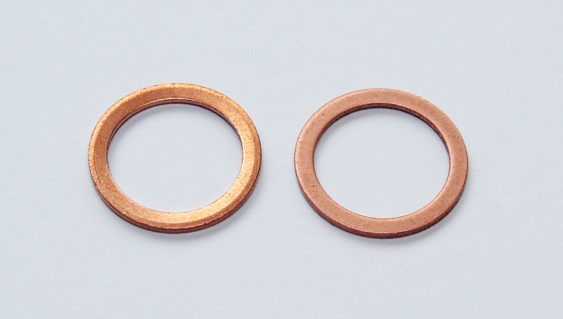 ElringKlinger Copper Washer CW10X13.5X1.0