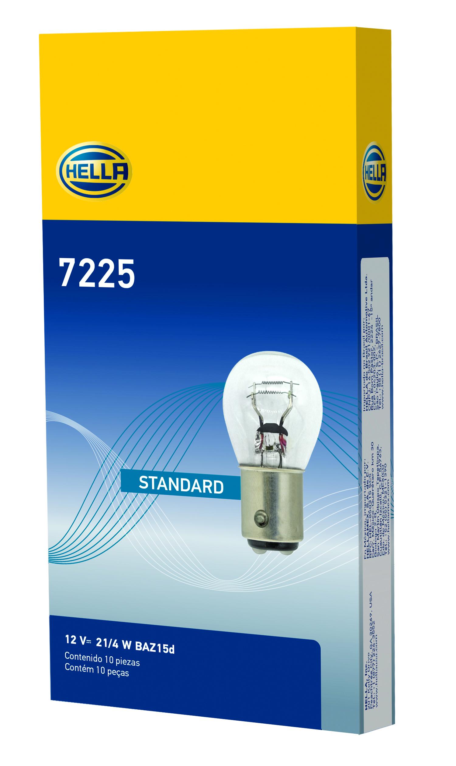 Hella Brake Light Bulb 0008250194 7225
