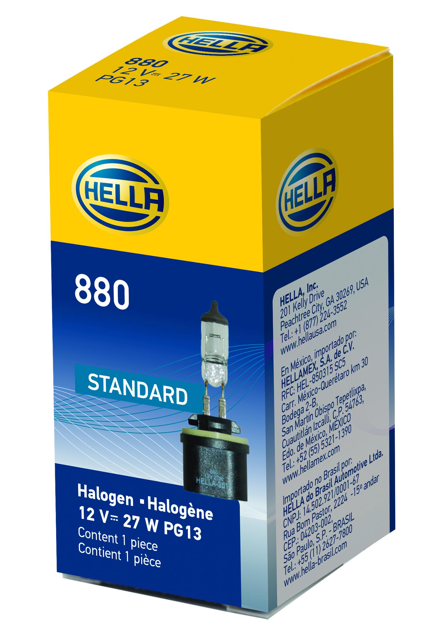 Hella Front Fog Light Bulb 78410 880