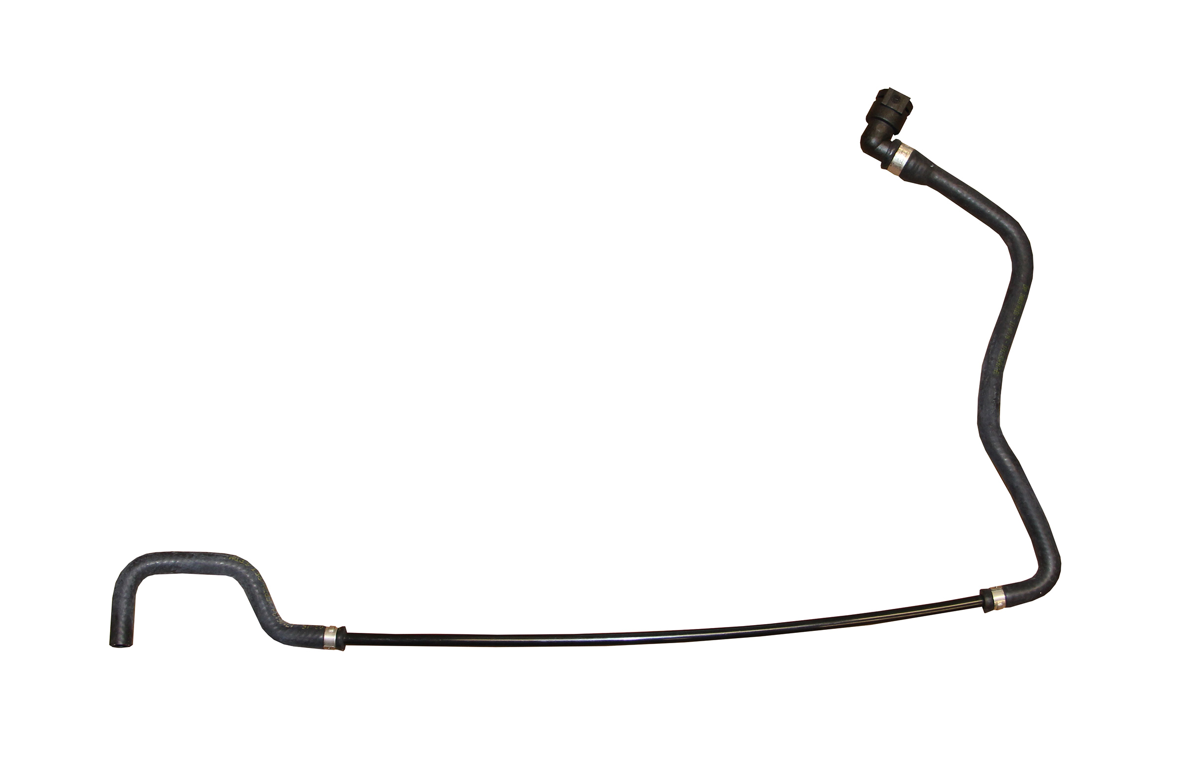 BMW CRP CHE0138R Engine Coolant Recovery Tank Hose