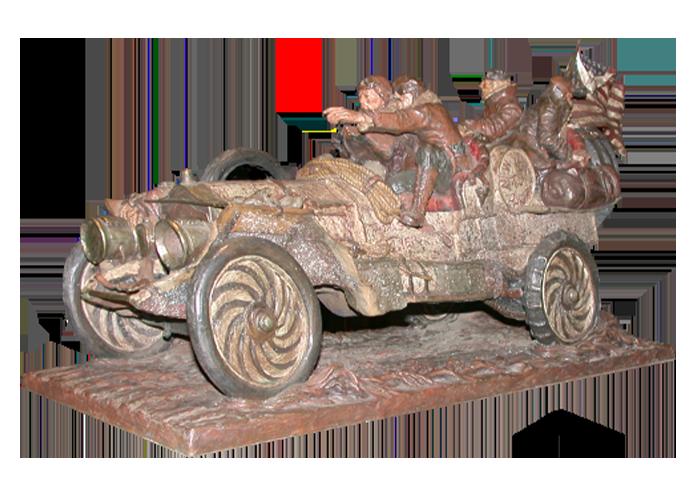 Thomas bronze
