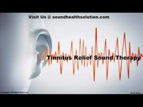 Most Powerful Tinnitus Sound Therapy
