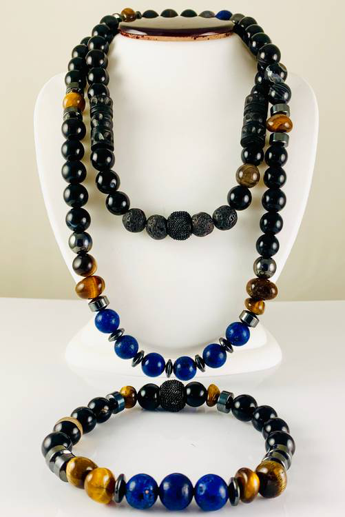 Buy Exotic Gemstone Necklace Sets Without the Fear of Imitation