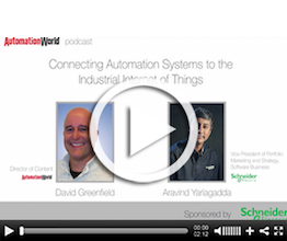 Connecting Automation Systems to the Internet of Things (IIoT)