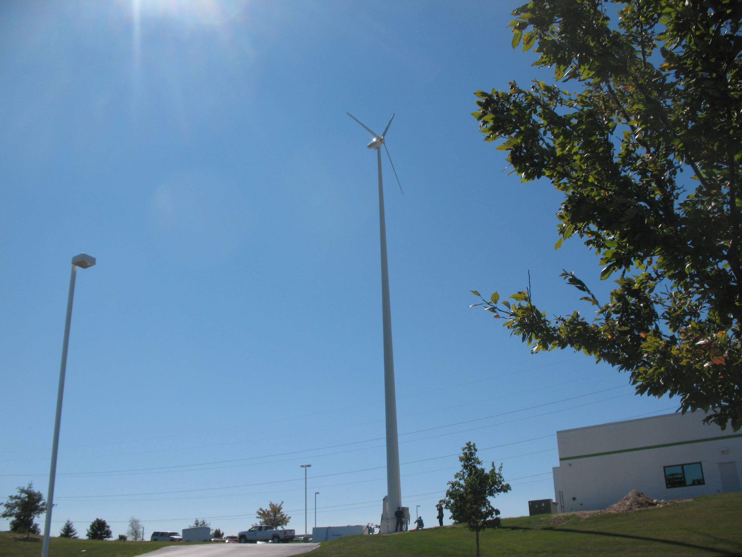 Wago Wind Power Support Reaches New Heights | Automation World