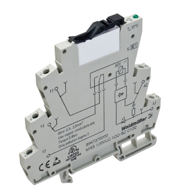 New Relays for use in Hazardous Areas Class 1 Division 2 Approved