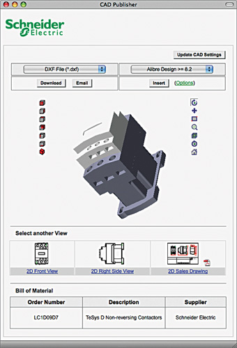 Download Product CAD Drawings | Automation World