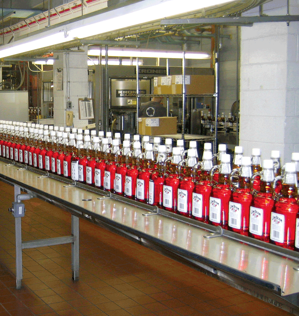 Beam Global Wine & Spirits uses track and trace applications