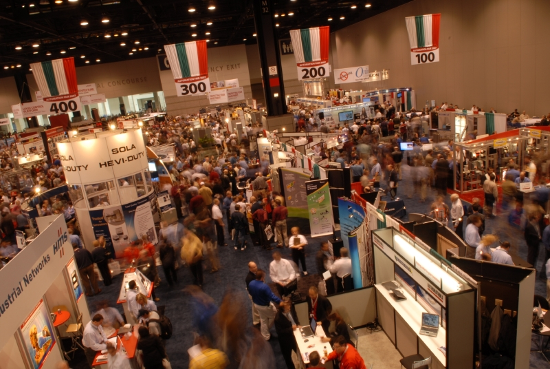 Rockwell Automation Touts Wide Range of Products at Automation Fair
