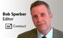 Editor, Bob Sperber