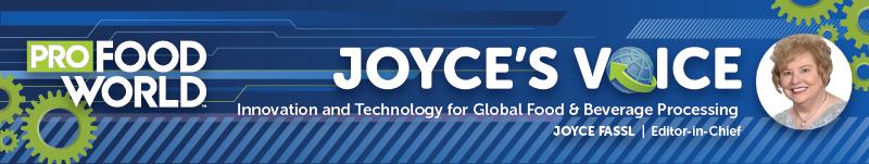 Joyces Voice