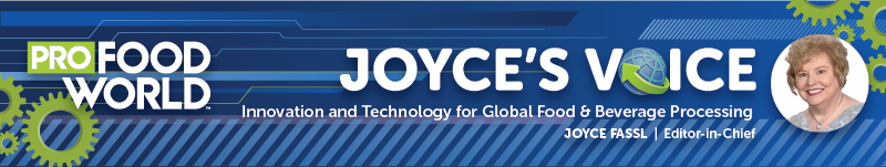 Joyce's Voice