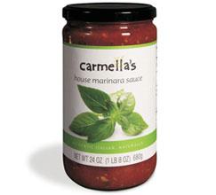 Digitally printed labels help Carmella's™ Italian Bistro enhance shelf appeal