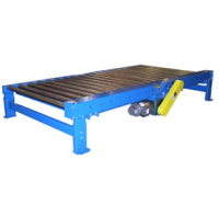 Lewco: Chain roller conveyors