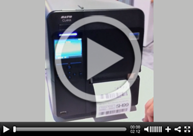 'Universal' label printer enhances flexibility and ease of use