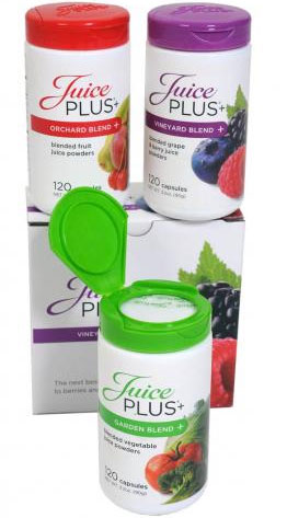 Success story: Juice Plus+® redesigns package to create better value for customers