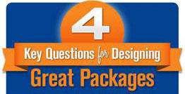 Thinking about a new package design?